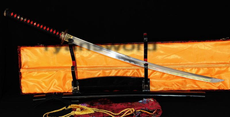 Hand Forged 1095 Carbon Steel Japanese Katana Sword
