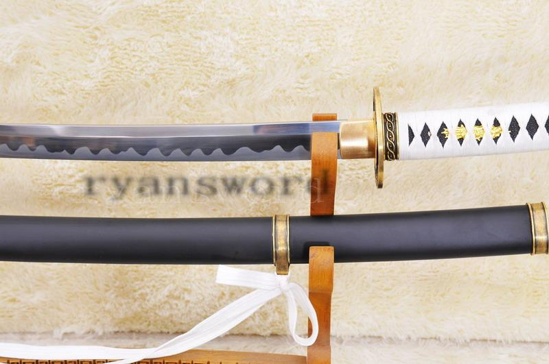 High Quality High Carbon Steel65288;Devil May Cry65289;Sword-Traditional Handmade Yamato In The Anime