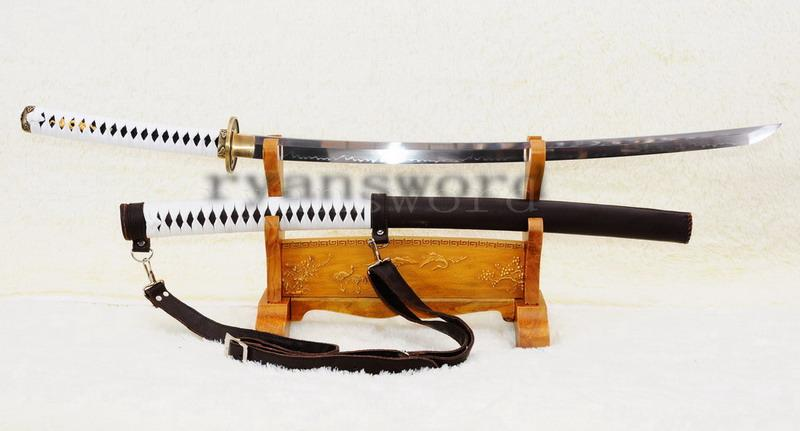 Full Functional Real Sharp Handmade Walking Dead Sword-Michonne'S Sword Zombie Killer